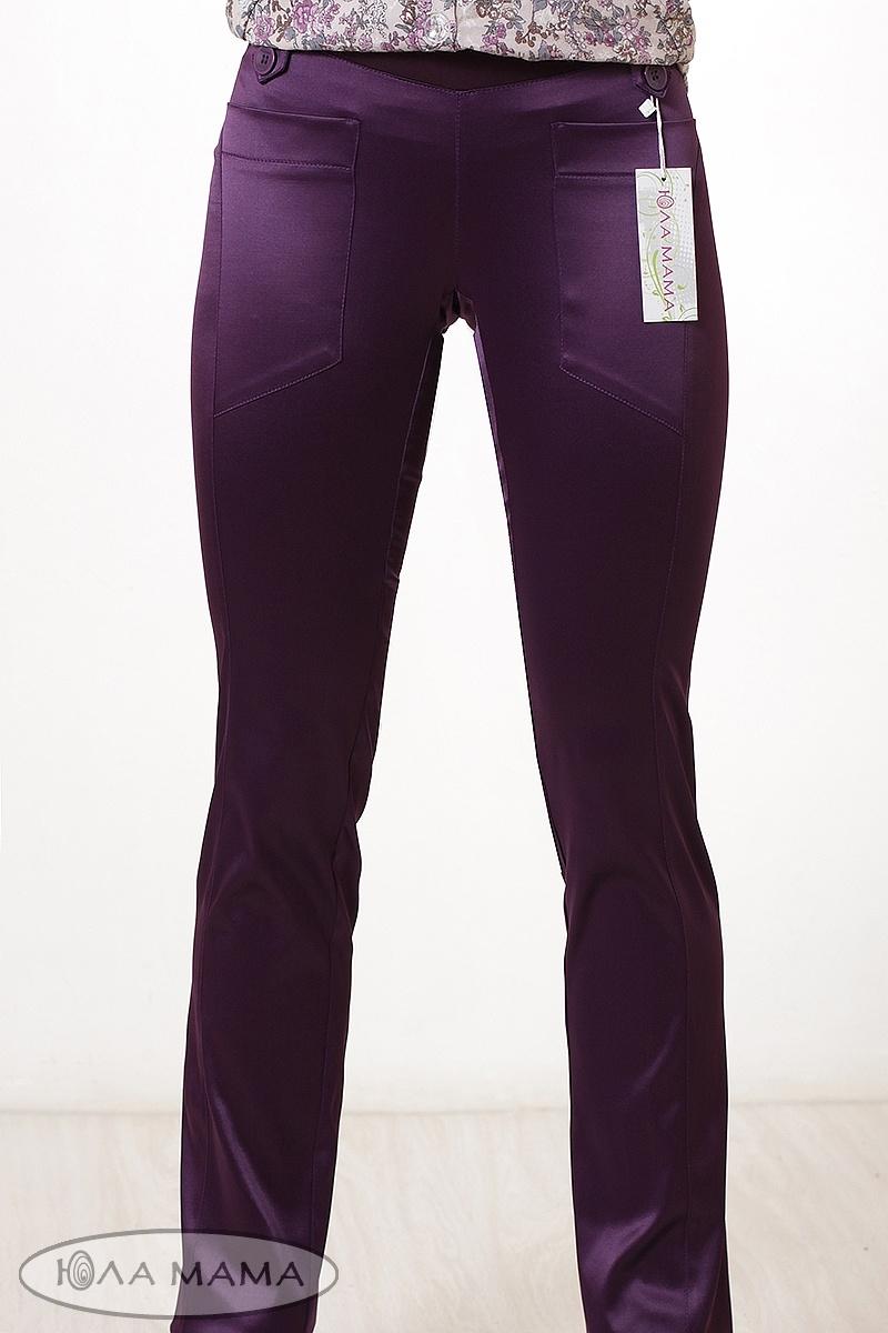 Фиолетовые брюки доставка